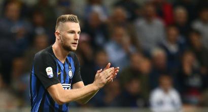 Inter, attenta: il Barcellona fa sul serio per Skriniar