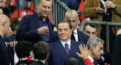 Berlusconi critica il Milan: