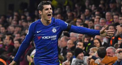 Il Chelsea libera il posto per Higuain: Morata va all'Atletico