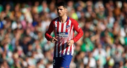 Atletico-Juve, Morata avvisa la sua ex: