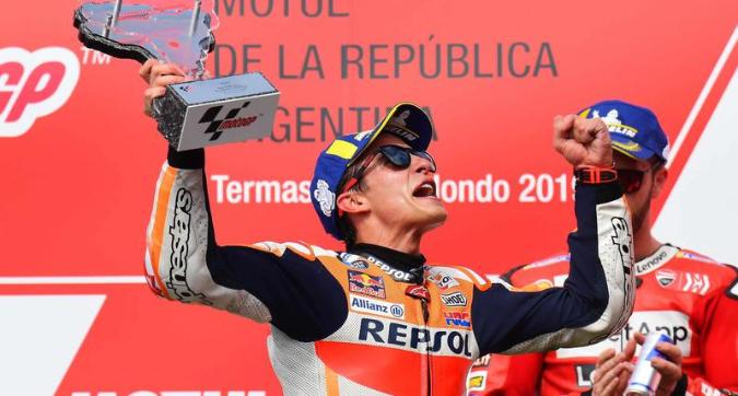 """MotoGp, Marquez pronto per il Gp delle Americhe: """"È una delle mie piste preferite"""""""
