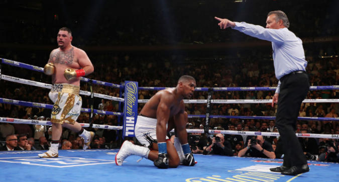 Boxe: Joshua-Ruiz, la rivincita a novembre o dicembre