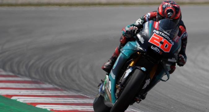 MotoGP, Quartararo in pole