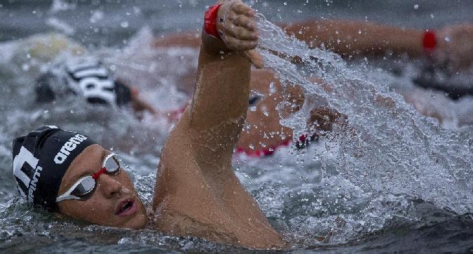 Nuoto, Occhipinti terzo nella 25 km