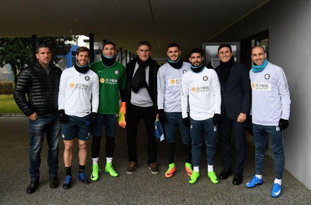 Inter, Bauza ad Appiano