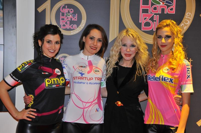 Giro d'Italia Handbike 2018, svelata la nona edizione: le foto