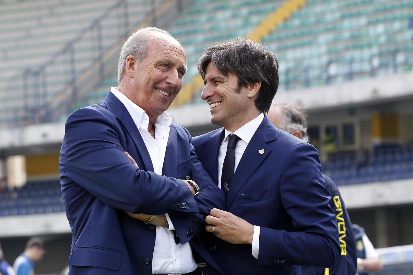 Serie A, Chievo-Atalanta 0-4