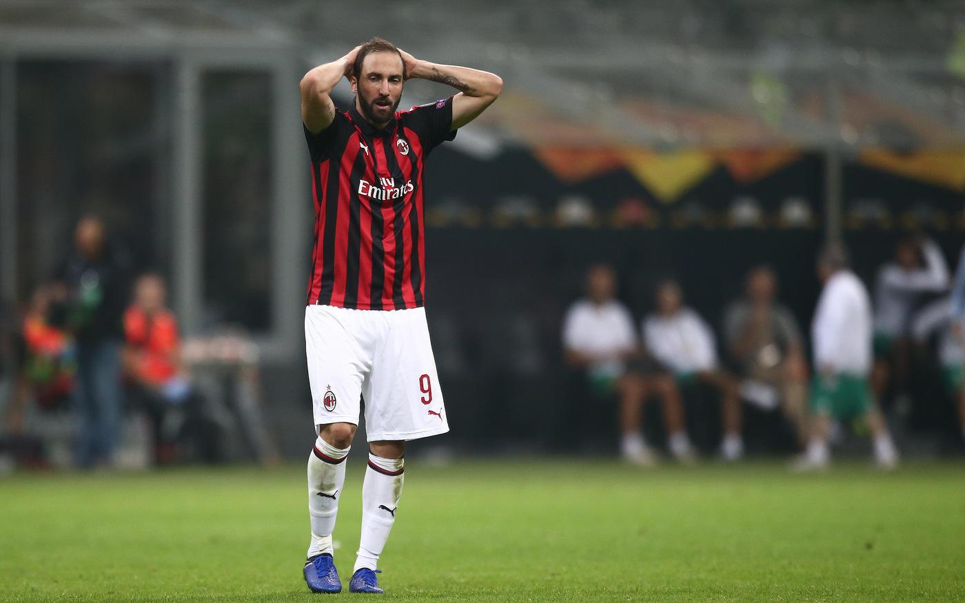 """Higuain, l'ultimo dei """"maledetti"""": via dalla Juve ed è flop"""