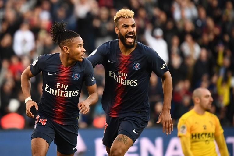 Ligue 1, Psg-Nimes 3-0: le foto del match