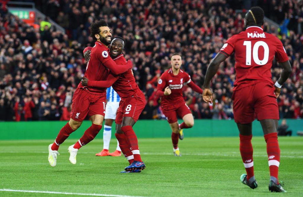 Liverpool show: Huddersfield travolto