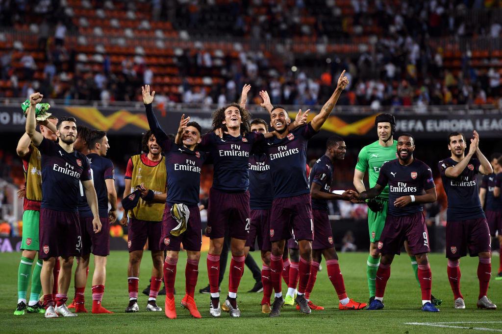 9. Arsenal