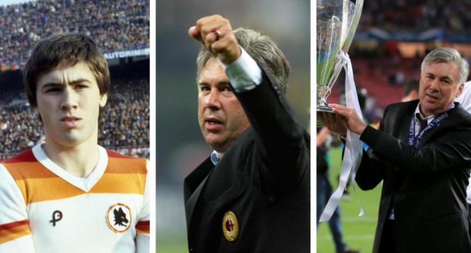 Tanti auguri Carletto: Ancelotti compie 60 anni