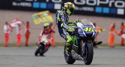 """MotoGP, Rossi: """"Spero che la seconda parte della stagione sia uguale alla prima"""" in S"""