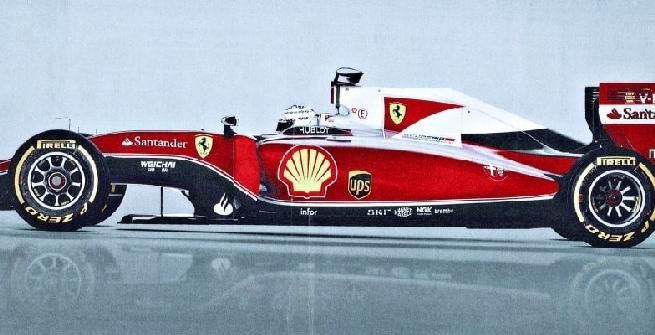 F1, spicca il bianco nella Ferrari 2016