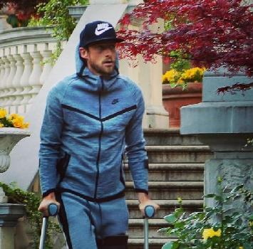 """Juve, Marchisio operato al ginocchio: """"E' andato tutto bene"""". Torna tra sei mesi"""