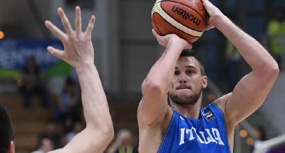 Basket, amichevoli: l'Italia si sbarazza di Portorico