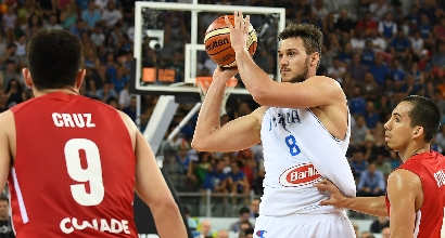 Vedere ITALIA CROAZIA Basket Diretta Streaming gratis VIDEO Rojadirecta Oggi