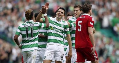 #ScottishPremiership - Celtic Glasgow, travolti i Rangers: finisce 5-1, tris Dembelé
