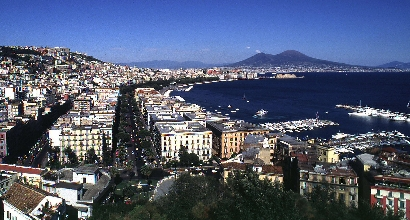 Napoli, Cruciani dopo la polemica: