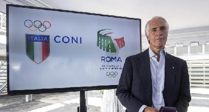 """Roma 2024, Malagò: """"Tutto pretestuoso. Dette falsità e inesattezze, occasione persa"""""""