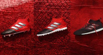 Adidas presenta le nuove scarpe: dal campo alla strada