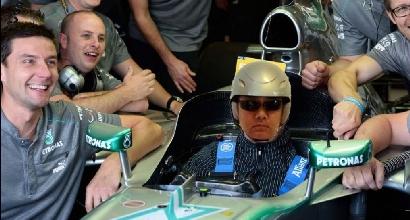 F1, Taki Inoue si candida per la Mercedes