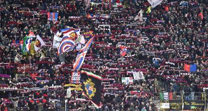 Bologna, tifosi furiosi: diserteranno la trasferta col Sassuolo