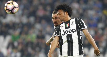 """Juventus, Cuadrado: """"Col Monaco avremo la solita fame"""""""