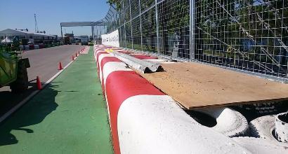 """F1 Canada, addio al """"muro dei campioni"""""""