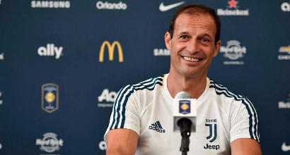 ICC, c'è Roma-Juve: Di Francesco sfida Allegri
