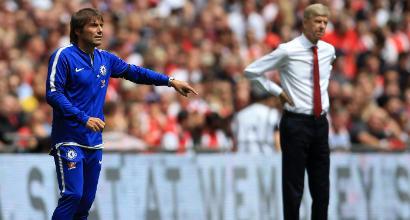 Premier, si comincia stasera con Arsenal-Leicester: tutti a caccia del Chelsea di Conte