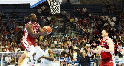 Serie A, Basket: una spenta Milano passa a Capo d'Orlando e resta in vetta