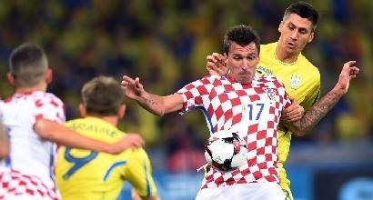 Mondiali 2018, playoff: Croazia e Svizzera, vietato sbagliare