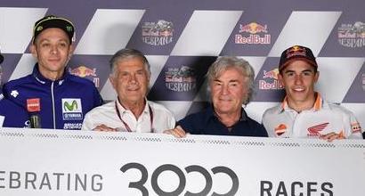 MotoGP, Marquez sfida Agostini e Rossi per il titolo di più grande di sempre