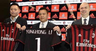Cessione Milan, la roulette russa di Yonghong Li