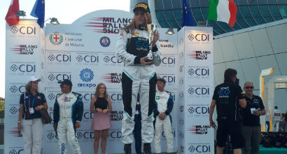 Al Milano Rally Show trionfano Bodega e Panzavuota
