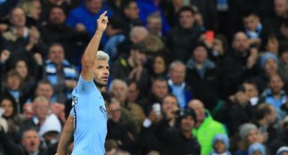 Premier, il City domina il derby di Manchester: 3-1 allo United