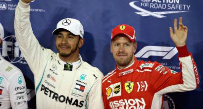 'Ferrari avrebbe vinto con Lewis Hamilton' secondo Montezemolo