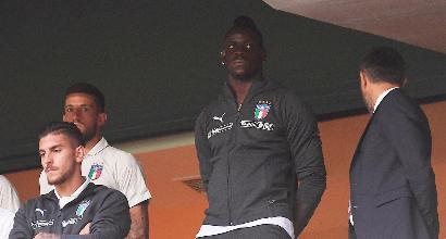 Il Genoa pensa a Balotelli per sostituire Piatek