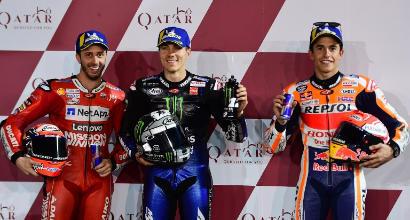 MotoGP Qatar, Vinales: