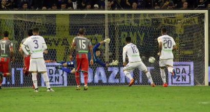 Serie B: la Cremonese blocca il Verona, 1-1 allo Zini