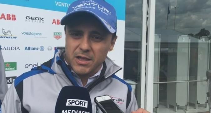 """Formula E, Massa: """"Il podio a Roma sarebbe fantastico"""""""