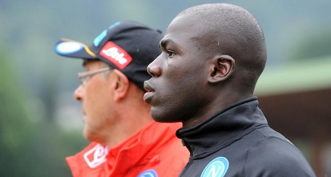 Napoli teme un secondo tradimento di Sarri: Koulibaly