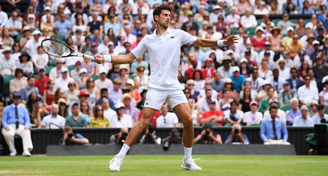 Tennis, Wimbledon: Federer, Djokovic e Nadal in semifinale, lo svizzero fa 100 a Londra