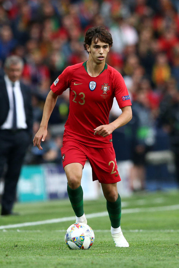 4) Joao Felix (Benfica)