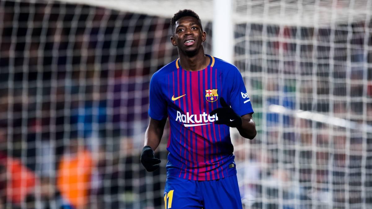 DEMBELÈ - dal Dortmund al Barcellona per 125 milioni