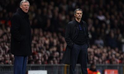 Ferguson e Mourinho - foto LaPresse