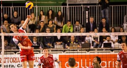 Volley, A1: Molfetta ko, sorride Città di Castello