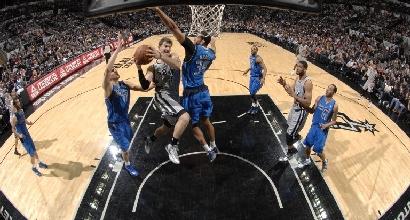 Nba: sorridono Spurs e Thunder