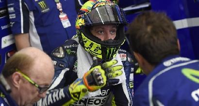 Rossi foto Yamaha Racing